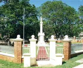 Boonah War Memorial and Memorial Park - Accommodation Cairns