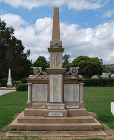 Boer War Memorial and Park - Accommodation Cairns
