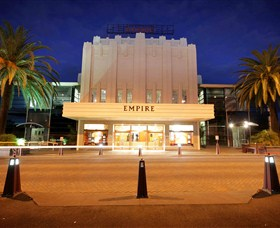 Empire Theatre - Accommodation Cairns