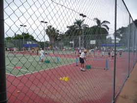 Townsville Tennis Centre - Accommodation Cairns