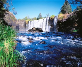 Millstream Falls National Park - Accommodation Cairns