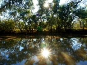 Moonbria Road and Barcoo River Road - Accommodation Cairns