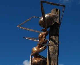 Augathella Meat Ant Park and Sculpture