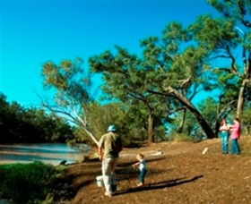 Charleville - Dillalah Warrego River Fishing Spot - Accommodation Cairns