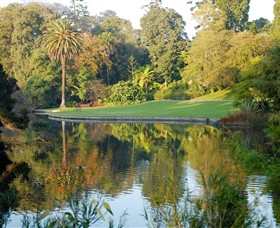 Royal Botanic Gardens Melbourne - Accommodation Cairns
