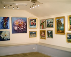 Ros McArthur Art Studio - Accommodation Cairns