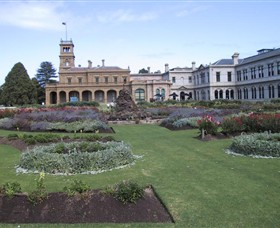 Werribee Mansion - Accommodation Cairns