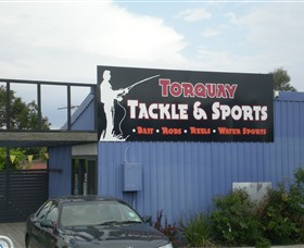 Torquay Tackle  Sports - Accommodation Cairns