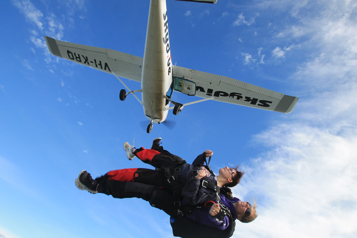 Australian Skydive - Accommodation Cairns