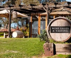 Saint Regis Winery Food  Wine Bar - Accommodation Cairns