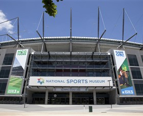 National Sports Museum at the MCG - Accommodation Cairns