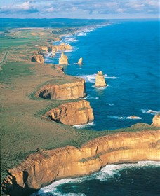 12 Apostles Flight Adventure from Apollo Bay - Accommodation Cairns