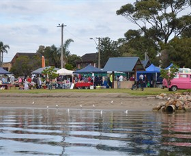 Greenwell Point Riverside Markets - Accommodation Cairns