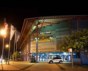 WIN Entertainment Centre - Accommodation Cairns