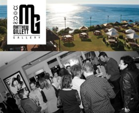 Matthew Gillett Gallery at Scarborough Hotel - Accommodation Cairns