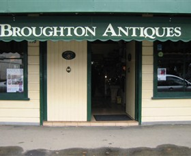 Broughton Antiques - Accommodation Cairns
