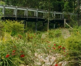 Eurobodalla Botanic Gardens - Accommodation Cairns