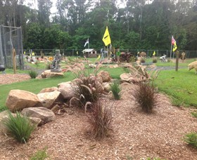 The Cove Miniature Golf Course - Accommodation Cairns