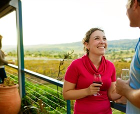 Lambert Vineyards Cellar Door - Accommodation Cairns