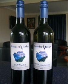 Thunder Ridge Wines - Accommodation Cairns