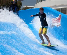 MSAC FlowRider - Accommodation Cairns