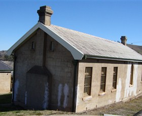 The Old Gundagai Gaol