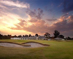 Kingston Heath Golf Club - Accommodation Cairns