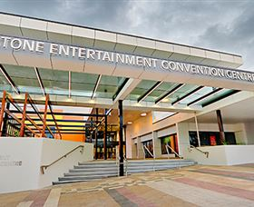 Gladstone Entertainment and Convention Centre - Accommodation Cairns
