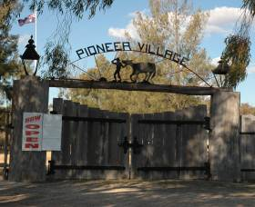 Inverell Pioneer Village - Accommodation Cairns