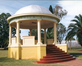 Kingaroy Soldiers Memorial Rotunda - Accommodation Cairns