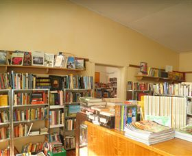 Corryong Browsers Bookshop - Accommodation Cairns
