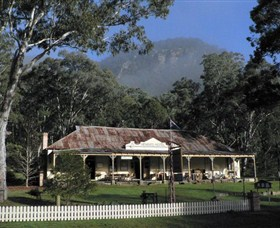 Newnes Kiosk - Accommodation Cairns