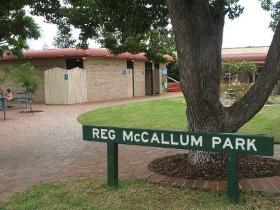 Reg McCallum Park - Accommodation Cairns