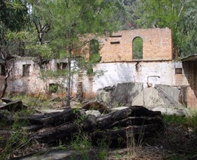 Newnes Shale Oil Ruins - Accommodation Cairns