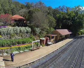 Spring Bluff Railway Station - Accommodation Cairns