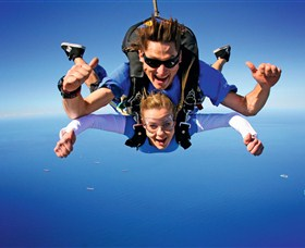 Skydive the Beach and Beyond Sydney - Wollongong - Accommodation Cairns