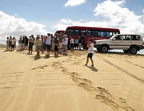 Port Stephens 4WD Tours - Accommodation Cairns
