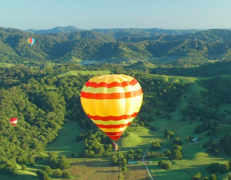 Byron Bay Ballooning - Accommodation Cairns