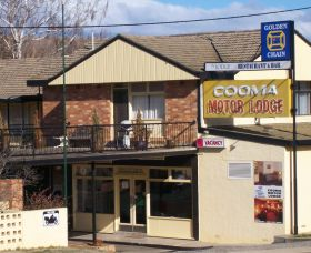 Cooma Motor Lodge Coach Tours - Accommodation Cairns