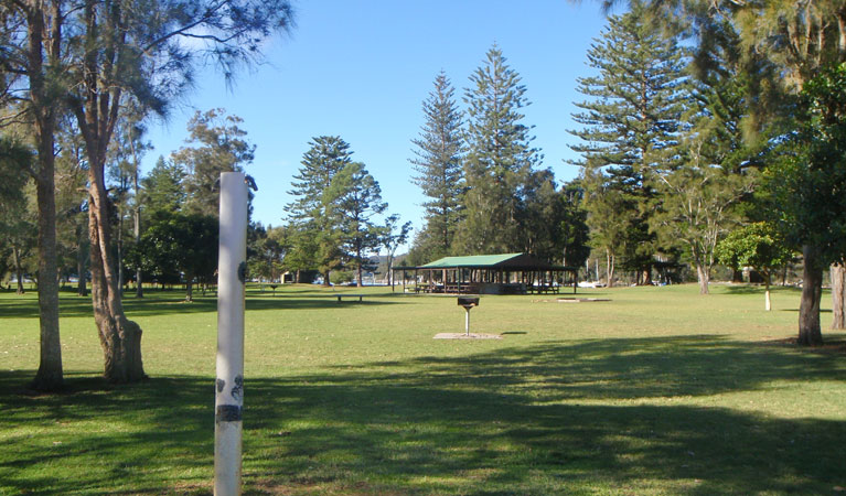 The Basin picnic area - Accommodation Cairns