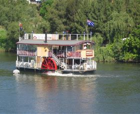 Hawkesbury Paddlewheeler - Accommodation Cairns