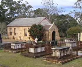Ebenezer Church - Accommodation Cairns