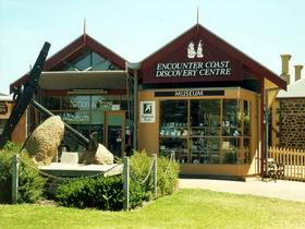 Encounter Coast Discovery Centre and The Old Customs and Station Masters House - Accommodation Cairns