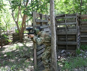 United Paintball - Accommodation Cairns