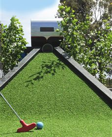 Mini Golf at BIG4 Swan Hill Holiday Park - Accommodation Cairns