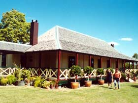 Capella Pioneer Village - Accommodation Cairns