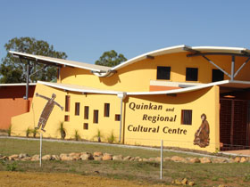 The Quinkan and Regional Cultural Centre - Accommodation Cairns