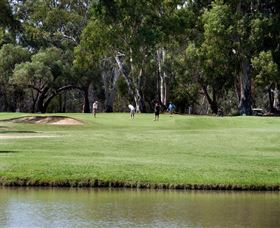 Deniliquin Golf Club - Accommodation Cairns
