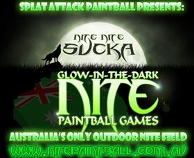 Nite Paintball Games Moama