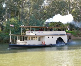 Paddlesteamer Canberra - Accommodation Cairns